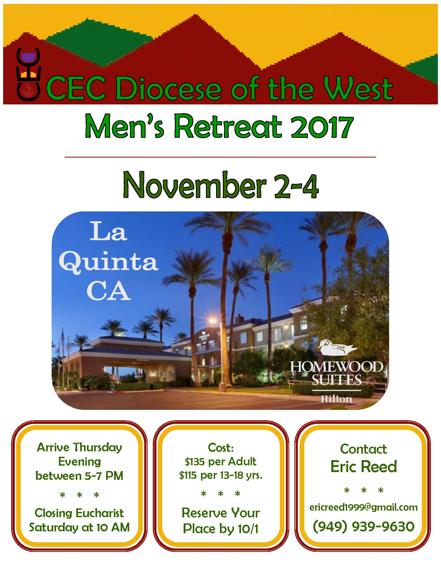 Mens Retreat Flier 2017 Page 1